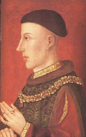 Anonymous Henry V (mk25 oil painting image